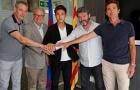 CHÍNH THỨC: Barca chiêu mộ thành công sao trẻ xứ Phù Tang