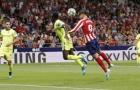 Sau Real và Barca, đến lượt Atletico gặp 'đại hạn' chấn thương