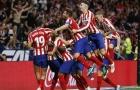Quyết lật đổ Barca, Atletico đặt mục tiêu chiêu mộ sát thủ 60 triệu euro vào tháng Giêng