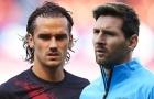 NÓNG! Messi lần đầu nói về mối quan hệ với Griezmann