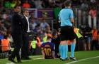 NÓNG! Messi khuỵu gối trong ngày Barca tìm lại chiến thắng