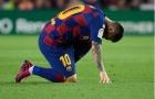 Dani Alves nói 1 câu 'gọn lỏn' về tương lai Barca khi thiếu Messi