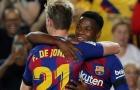 Nhìn bom tấn 'roulette', fan Barca: 'Cậu ta còn kinh hơn cả Xavi!'
