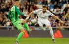 Zidane: 'Anh ấy đã ghi bàn với tư cách là số 9 của Real Madrid'