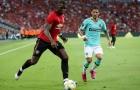 Tiễn Pogba, Man Utd nổ cú đúp 'bom tấn' ở hàng tiền vệ