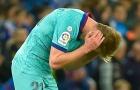 De Jong gay gắt: 'Chúng tôi phải nhận được điều này từ trọng tài'