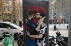 NHM 'chết cười' với hình ảnh của Pique - Ramos trước thềm El Clasico