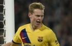 Thắng trận, De Jong lên tiếng đòi lại công bằng cho Messi