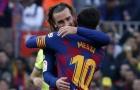 Thắng trận, Griezmann công khai mối quan hệ thực sự với Messi