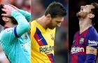 Gặp đại hạn, Messi tạo nên kỷ lục đáng xấu hổ tại giải quốc nội