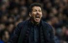 Simeone: 'Trong 8 năm tại Atletico, tôi chưa bao giờ thấy điều đặc biệt này!'
