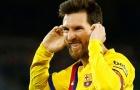 'Tên khốn Messi nghỉ ngơi ngay cả trong trận đấu!'