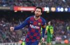 'Nếu Messi đổi màu áo, mọi thứ có lẽ đã khác'