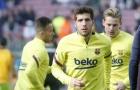 Tăng cường tuyến ba, Man City nhắm hậu vệ phải của Barcelona