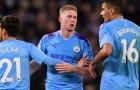 Hazard vắng mặt, De Bruyne liền ra 'tối hậu thư' cho Man City