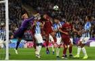 5 'hiểm họa trên không' của các tiền đạo: Siêu dự bị Liverpool