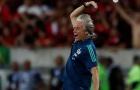 HLV Flamengo cáu kỉnh, hét vào cánh phóng viên: 'Các người nên bị nhiễm corona'
