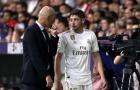 Cực phẩm Real lên tiếng, tiết lộ mối quan hệ thực sự với Zidane