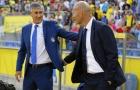 Danh hiệu La Liga: Cuộc chiến sinh tồn giữa Zidane và Setien