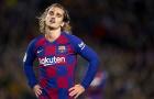 Dùng hai từ, Simeone nói rõ nỗi thống khổ của Griezmann tại Barca