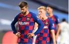 Tan tác Bayern, Pique ngậm ngùi: 'Tôi sẽ rời khỏi Barca nếu cần'