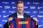 'Koeman chẳng cho tôi được điều gì cả, tôi đã không hạnh phúc'