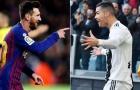''Liệu Messi có thể song sát cùng Ronaldo hay không? Hãy đoán xem ...''