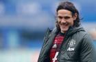 Bất chấp rào cản ngôn ngữ, Cavani vẫn 'lên lớp' cho sao trẻ Man Utd