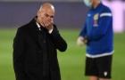 Real thất bại ê chề, Zidane thốt lên một câu