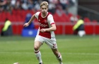 Barcelona hoãn chiêu mộ Frenkie de Jong mùa hè này