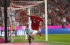 Lewandowski lập hat-trick, Bayern hủy diệt Bremen