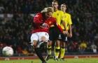 Cựu sao M.U muốn trở lại Old Trafford, sút tung lưới Liverpool