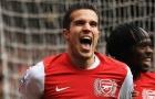 Huyền thoại Pháo thủ: 'Việc Persie rời Arsenal là một quyết định đúng'