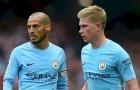Bộ 3 tiền vệ Man City tranh nhau giải thưởng mới ở Ngoại hạng Anh