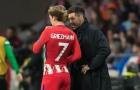 HLV Simeone hé lộ tương lai Griezmann, fan M.U buồn lòng