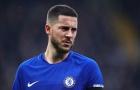 Hazard gửi thông điệp chuyển nhượng cho ban lãnh đạo Chelsea