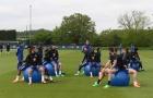Chelsea tập bài lạ, quyết hạ Man Utd