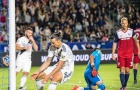 Ibrahimovic lập cú đúp, LA Galaxy vẫn bại trận trước FC Dallas