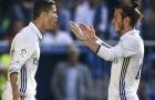 SÔC! Tân HLV Real từng gây hấn với cả Ronaldo lẫn Bale