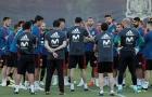 Fernando Hierro lên dây cót tinh thần cho tuyển Tây Ban Nha