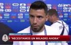 Aguero tức giận: 'Hãy để Sampaoli nói những gì ông ta muốn'