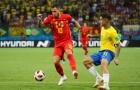 Cầu thủ xuất sắc thứ 3 thế giới lộ diện sau trận Brazil - Bỉ