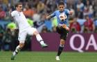 Fan Arsenal mừng ra mặt sau thất bại của Uruguay