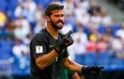 NÓNG: Alisson chính thức nói lời chia tay Roma để đến Anh