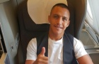 NÓNG: Sanchez hội quân cùng Man Utd