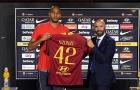Steven N'Zonzi hé lộ lí do bỏ qua Arsenal để chọn AS Roma