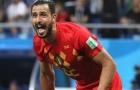 CHÍNH THỨC: Monaco chiêu mộ thành công sao tuyển Bỉ