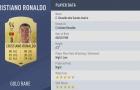 10 cầu thủ có chỉ số cao nhất FIFA 19: Ronaldo bằng Messi, 1 cầu thủ M.U góp mặt