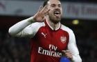 Man Utd ủ mưu cướp tiền vệ thượng hạng của Arsenal