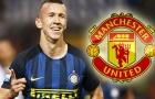 Inter mở lời, Man Utd rộng đường có Ivan Perisic với giá 0 đồng